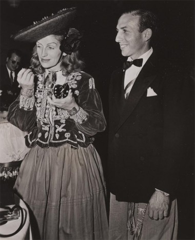 Mary Blair and Larry Lansburgh