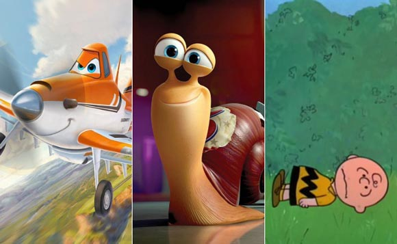 Computer Animation Kids Movies