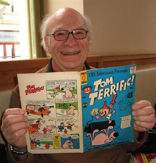 Ernest Jerry: Who Are The Oldest Living Animation Artists?