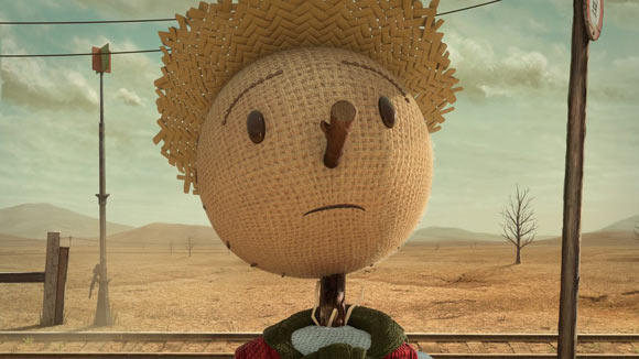 """Moonbot Delivers Feature Quality Animation for Chipotle's """"Scarecrow"""""""