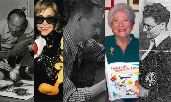 Who Are The Oldest Living Animation Artists?