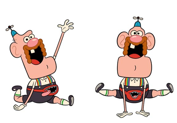 "Interview with ""Uncle Grandpa"" Creator Pete Browngardt"