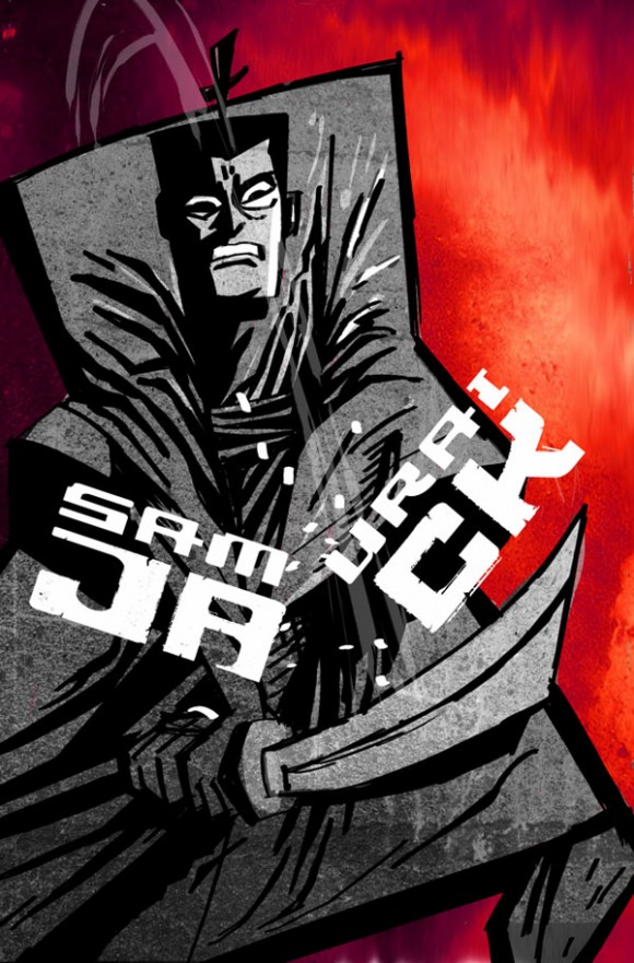 Jim Zub And Andy Suriano Reinvent Quot Samurai Jack Quot For The
