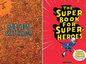 sketchbooks-superheroes