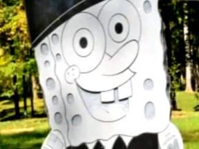 spongebobmonument