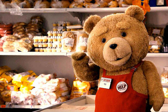 TED 2��� Slated For June 2015 Release | Cartoon Brew