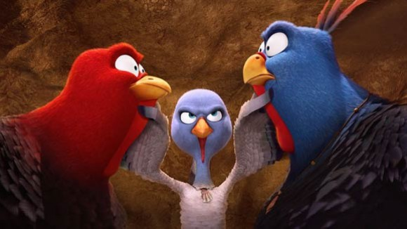 """""""Free Birds"""" Debuts with $15.8 Million"""