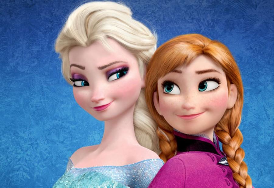 Frozen-AnnaElsa