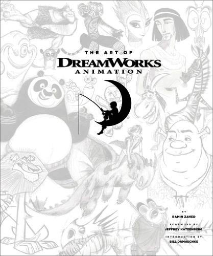 Dreamworks Animation Drawings of Dreamworks Animation