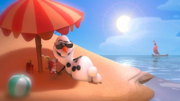 Frozen Smashes Disney Animation Opening Weekend Records