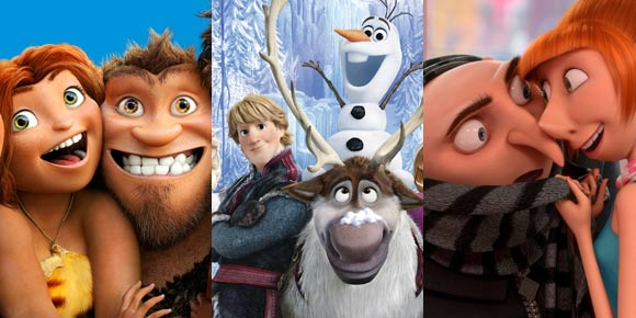 Golden Globes 2014 Animation Nominees Announced Updated