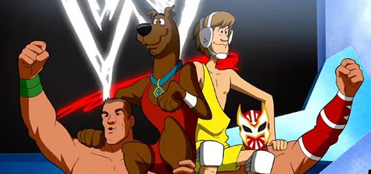 scooby-wrestlemania