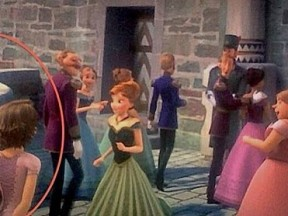 tangled-frozen