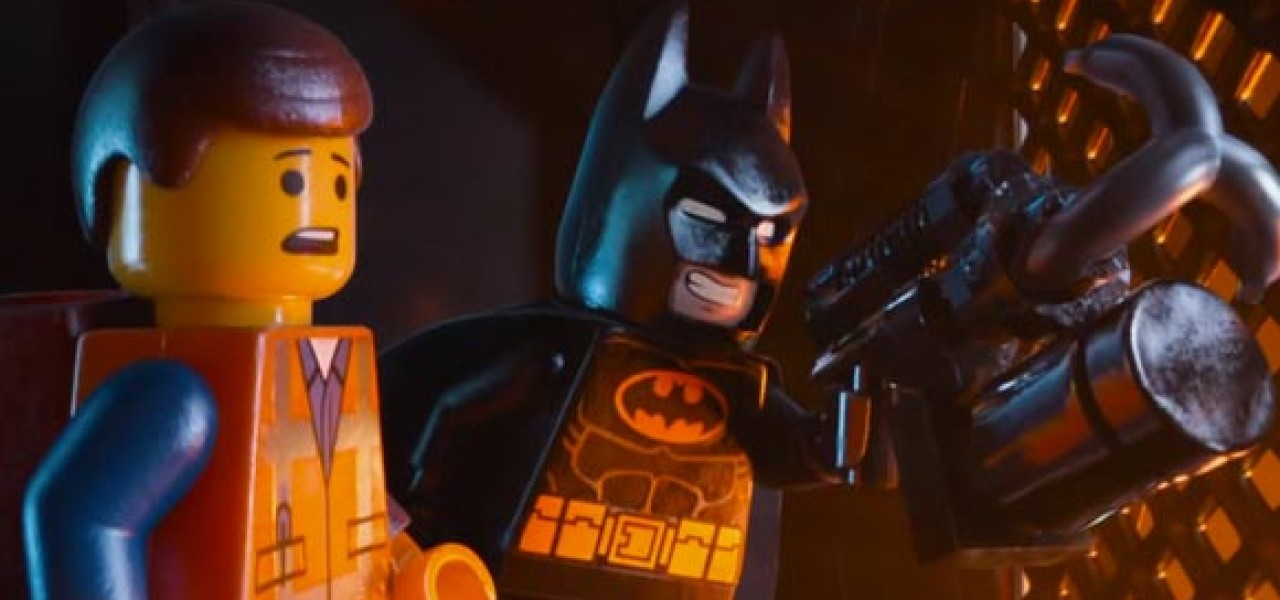 "Let's Talk About the Animation in ""The Lego Movie"""