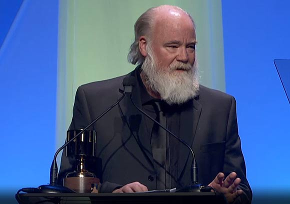 Listen to Phil Tippett's Great Tip To Artists At the Annie Awards