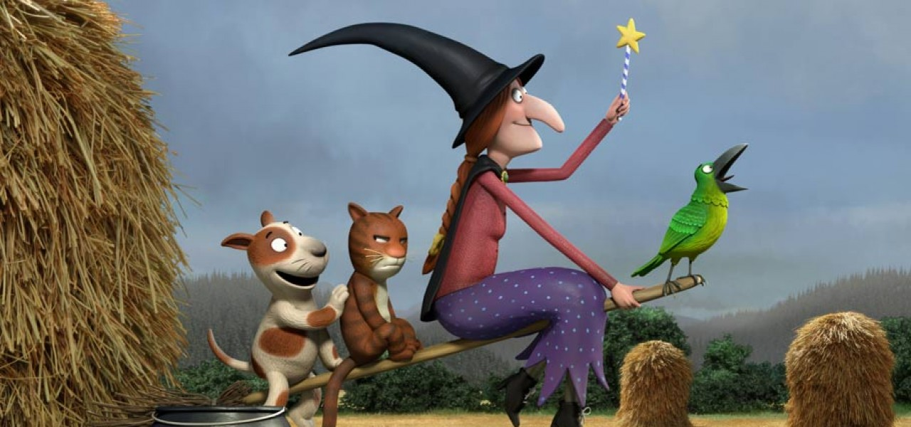 Room on the Broom\': The Art of the Oscar-Nominated Shorts