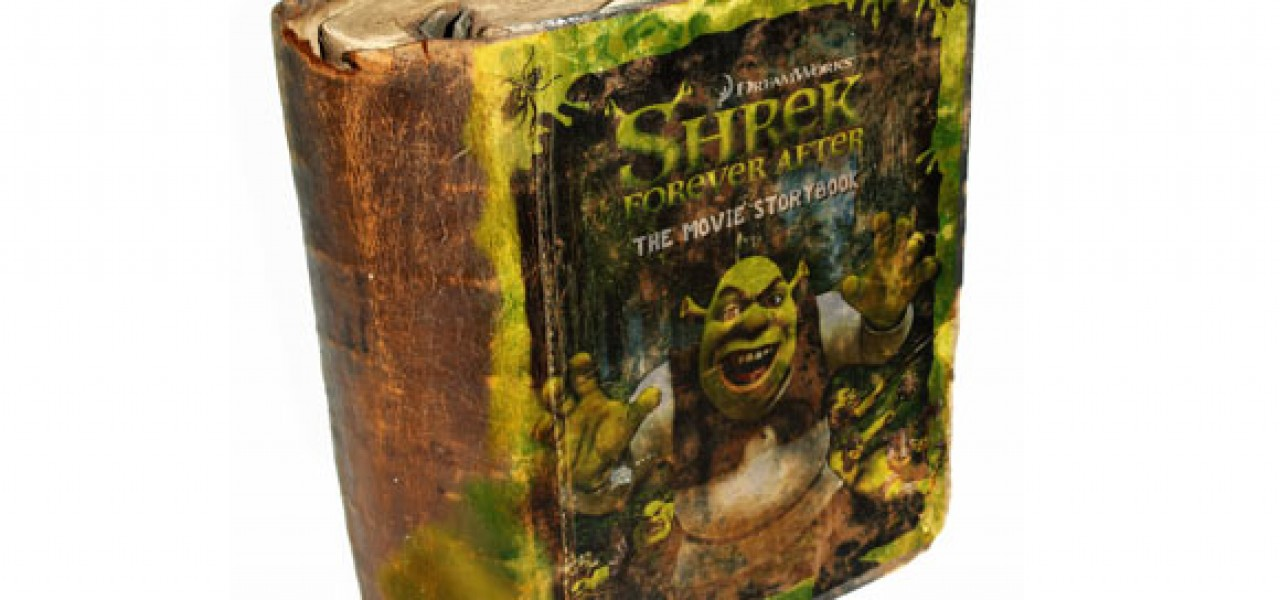 shrekbook
