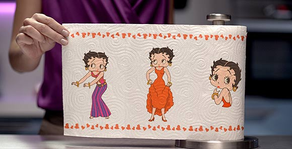 bettyboop-papertowels