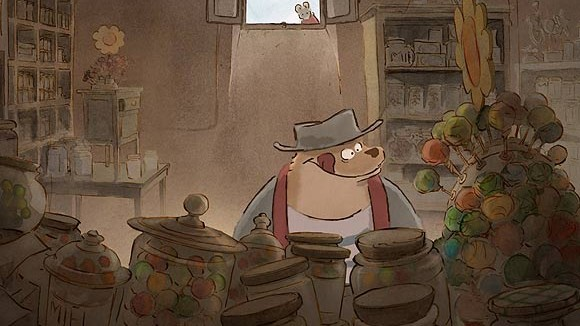 Where You Can See Ernest Celestine This Weekend