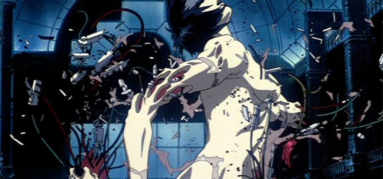 """Ghost in the Shell."""