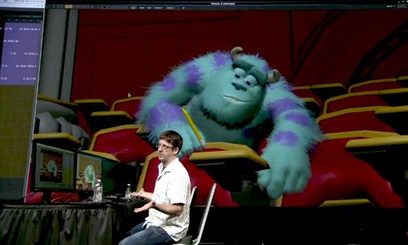 Pixar presto