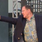 John Lasseter address CalArts class of 2014.