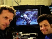 Randall William Cook and Andy Serkis.