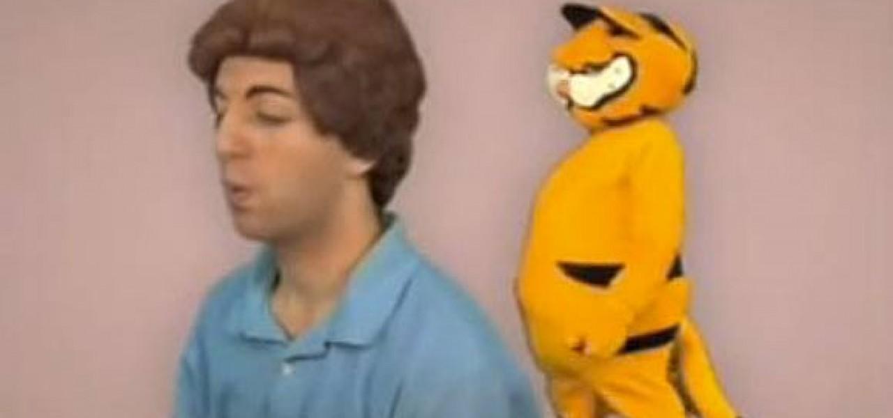 How Garfield Got His Groove Back The Garfield Remix Phenomenon