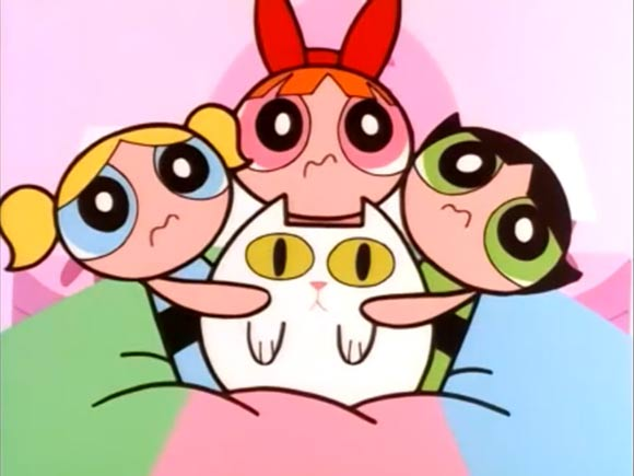 Powerpuff Girls Reboot 2014 'powerpuff Girls' Reboot
