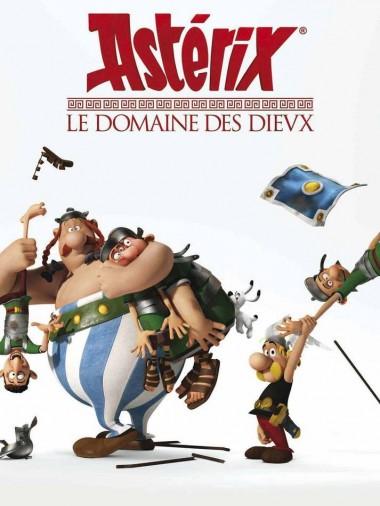 asterixlandofthegods-poster