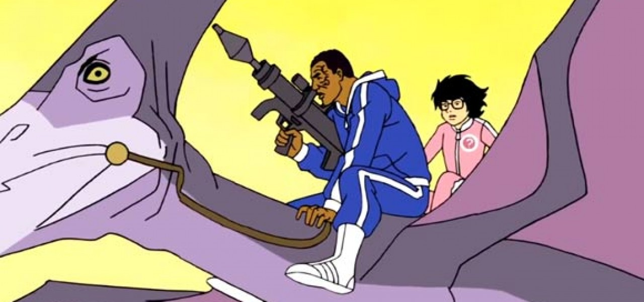 watch the comic con preview of mike tyson mysteries