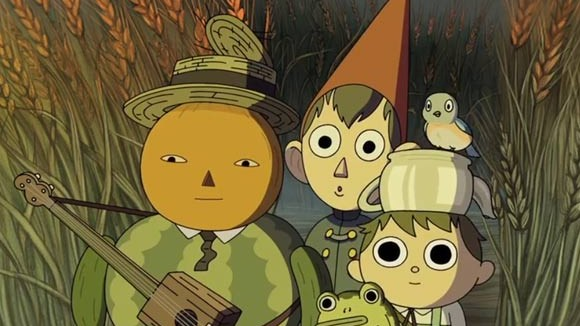 First Look Cartoon Network 39 S 39 Over The Garden Wall 39 Mini Series