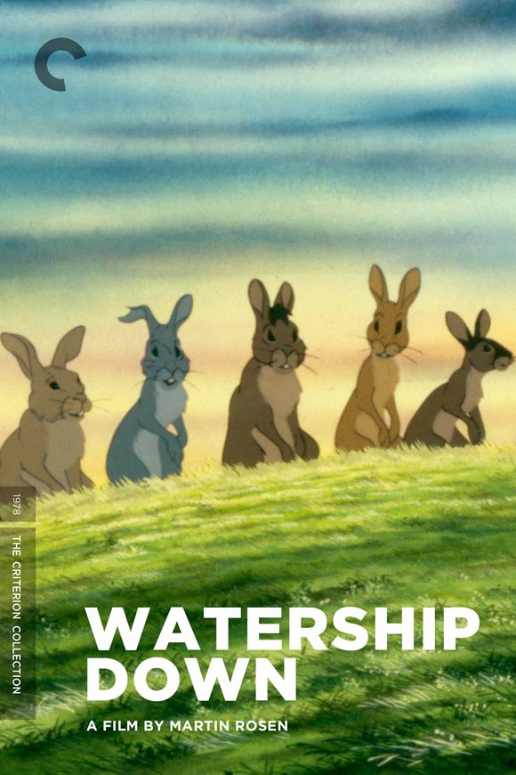Criterion Will Release Watership Down On Itunes