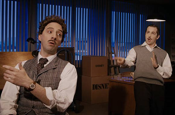 Drunk History Tackles The Birth Of Mickey Mouse