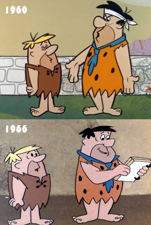 flintstones-evolution