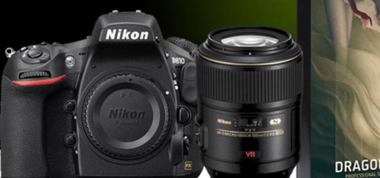 Nikon Introduces $4,000 Stop Motion Animator\'s Kit