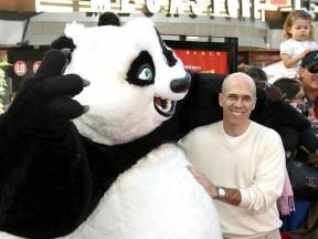 Jeffrey Katzenberg. (Photo via Shutterstock.)