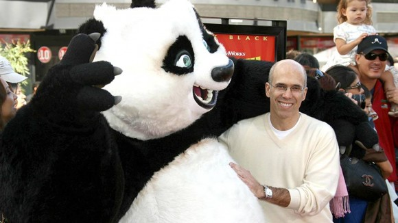 Jeffrey Katzenberg. (Photo via Shutterstock.)