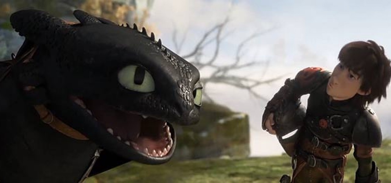 Dreamworks Delays Release Of How To Train Your Dragon 3