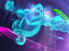 """Concept art for the upcoming Zagtoons Animation Studios film """"Ghostforce."""""""