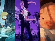 """Song of the Sea,"" ""The Prophet,"" and ""The Dam Keeper"" (l. to r.) will all be featured at the Spark Animation conference in Vancouver this week."