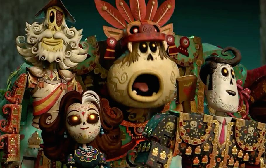 Book Of Life Director Jorge Gutierrez Quot Write Your Own