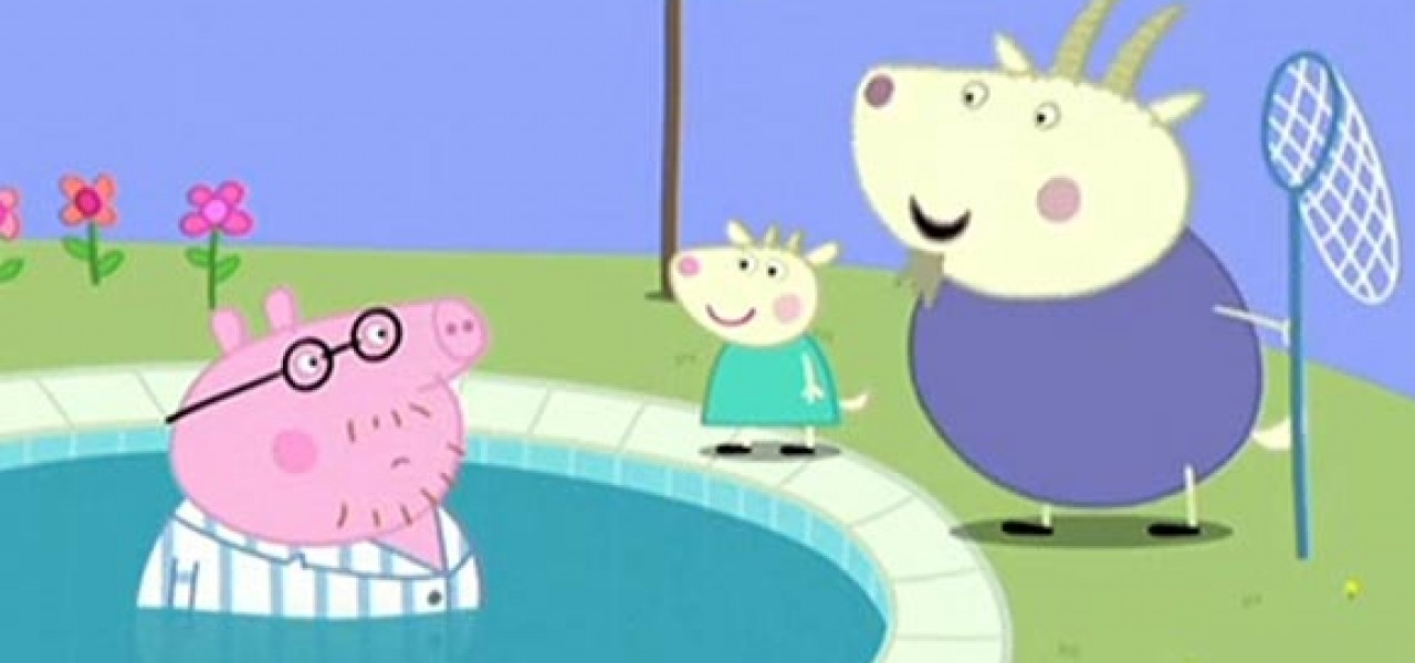 Italian Woman Named Gabriella Goat Sues Peppa Pig