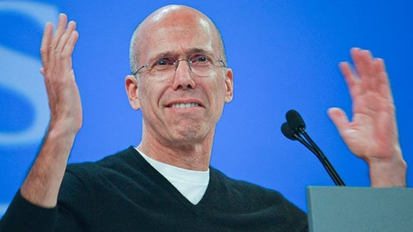DreamWorks Animation CEO Jeffrey Katzenberg. (Photo via Shutterstock.)
