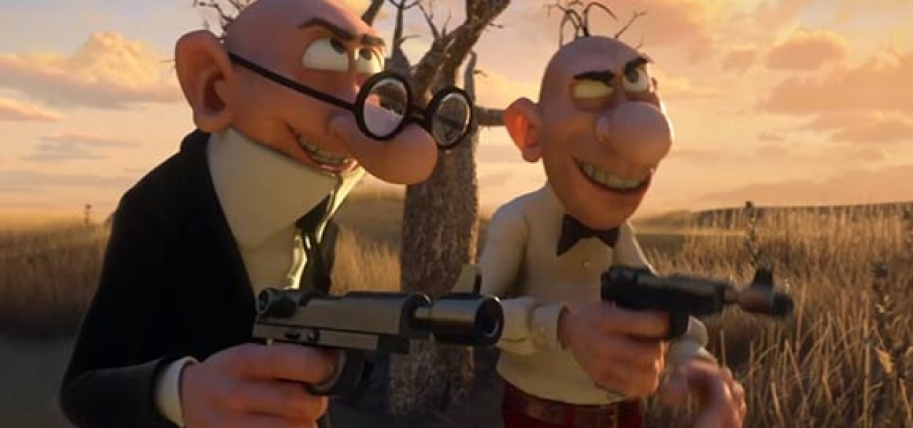 Mort phil will take on penguins of madagascar in spain this cgifeature film voltagebd Image collections