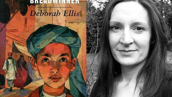 """""""The Breadwinner,"""" based on a bestselling novel by Deborah Ellis, will be directed by Nora Twomey (right) at Cartoon Saloon."""