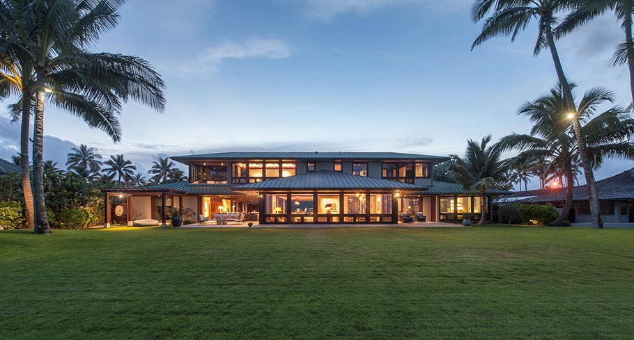 One of Ed Catmull's Hawaii compounds is currently listing for $20 million.
