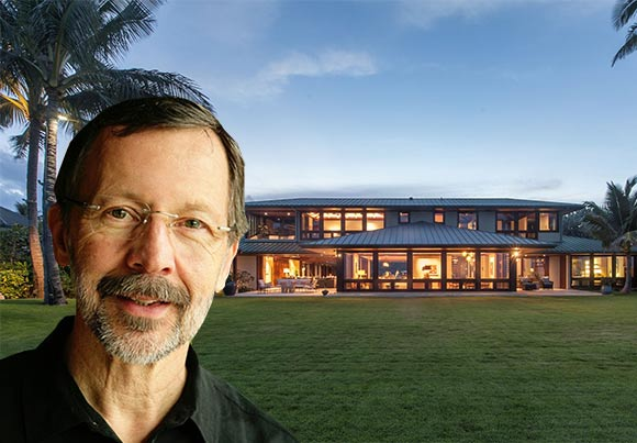 Live Like Disney Pixar Chief Ed Catmull For Just 20 Million