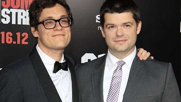 "Phil Lord (left) and Chris Miller turned down an opportunity to head a ""brain-trust"" at Sony Pictures Animation. (Photo: Phil Stafford /Shutterstock)"