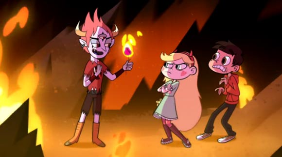 Star Vs The Forces Of Evil Star Anime